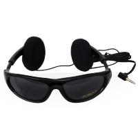 فروش ویژه عینک آفتابی و هدست مدل SunHead