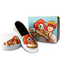 فروش ویژه ست کیف و کفش دخترانه اسپرت
